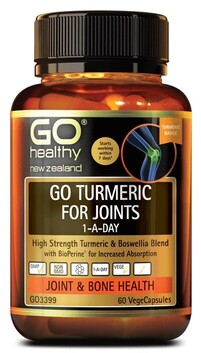 Go Turmeric For Joints