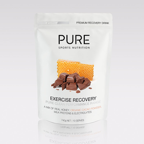 Pure Exercise Recovery Cacao & Honey