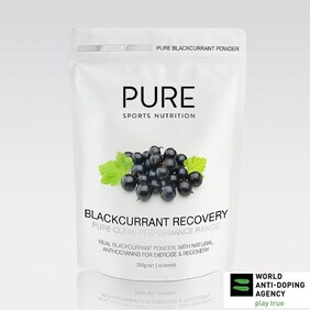 Pure Blackcurrant Recovery Pouch