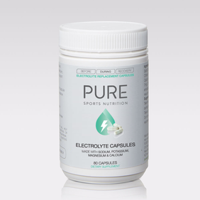 Pure Electrolyte Replacement Capsules