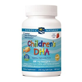 Childrens DHA Chewables - Strawberry