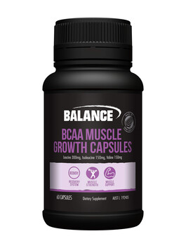 BCAA Muscle Growth Capsules