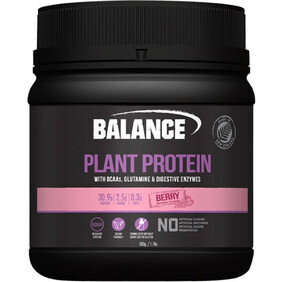 Plant Protein - Berry