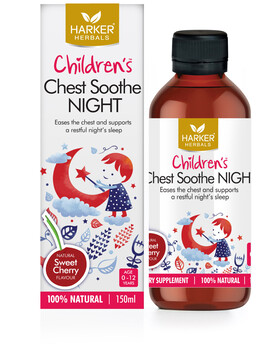 Childrens Chest Soothe - Night