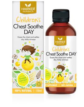 Childrens Chest Soothe - Day