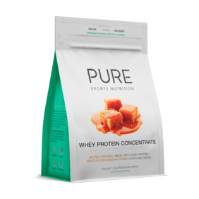 Pure Whey Protein Salted Caramel 500gm