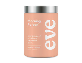 Eve Wellness Morning Person 30 Day Supply 60 Capsules
