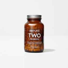 BePure Two Probiotic 30 Day 60 Capsules