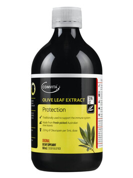 Olive Leaf Extract Natural