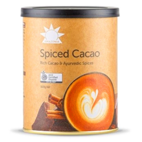 Spiced Cacao Latte